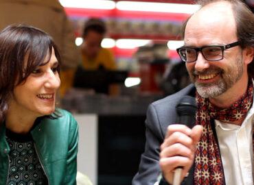 sabrina baracetti e thomas bertacche del far east film festival di udine
