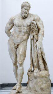 statua dell' ercole farnese