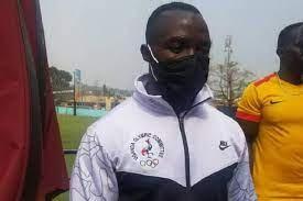 foto dell'atleta ugandese Julius Ssekitoleko