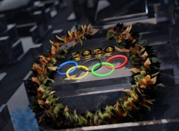 l'immagine raffigura i 5 cerchi olimpici