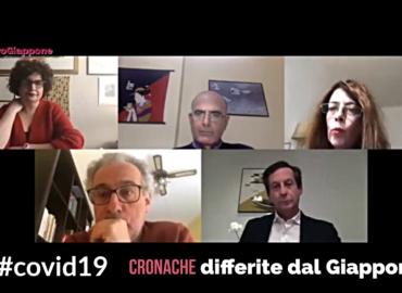 Copertina del video youtube dove appare Paolo Calvetti