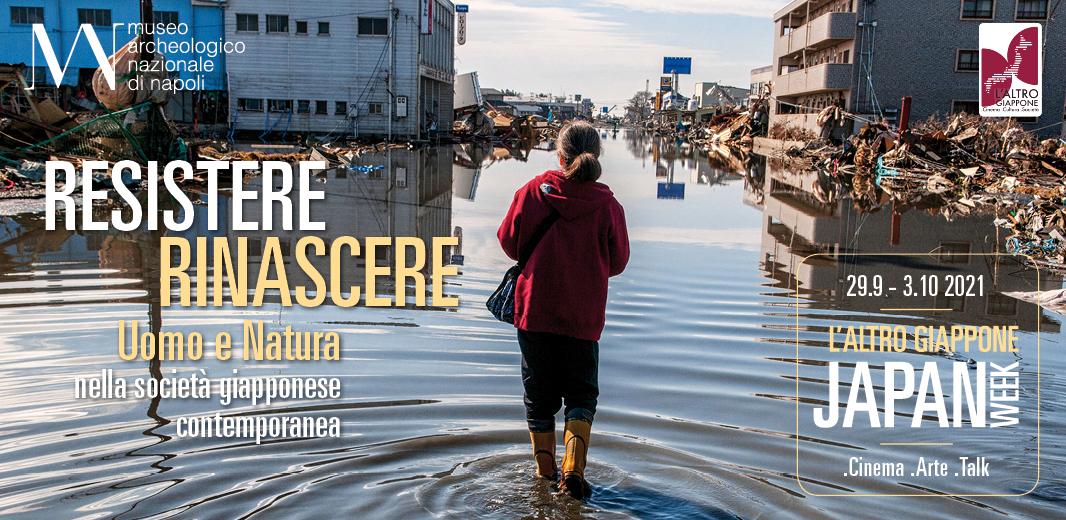 RESISTERE / RINASCERE – Japan Week al MANN 2021